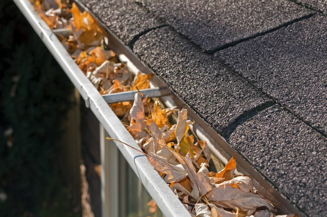 Get Your Gutters Back in Working Order